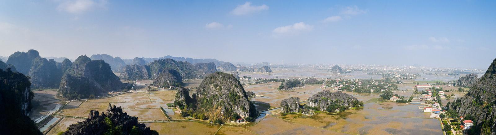 Hang Mua Panorama
