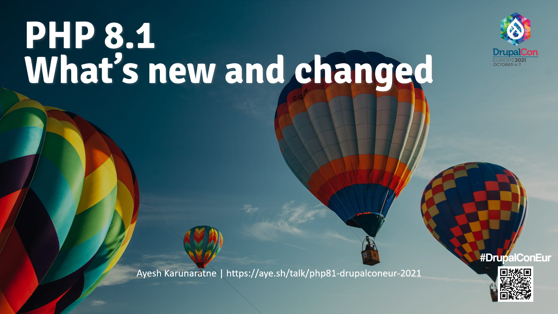 PHP 8.1 - What's new and changed